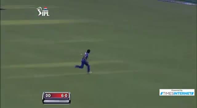 Four hit by Unmukt Chand off S Sreesanth - DD vs RR - PEPSI IPL 6 - Match 4