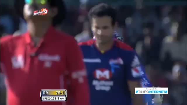 Outstanding Innings: IPL 2013 - DD vs RR, Match 4 - DD vs RR - PEPSI IPL 6 - Match 4
