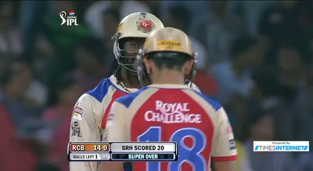 Six hit by Chris Gayle off Dale Steyn - SH vs RCB - PEPSI IPL 6 - Match 7