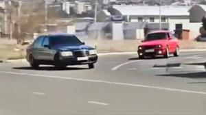 Crazy Stunt Drivers Of Georgia