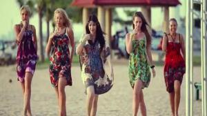 Iffi-K ft Ayesha Omar - Vakhri TOR (Official Video) - HD