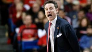 Rick Pitino Gets The Living Crap Scared Out Of Him