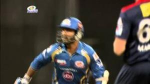 1st Inning Outstanding Batting by Dinesh Karthik - MI vs DD - PEPSI IPL 2013 - Match 10