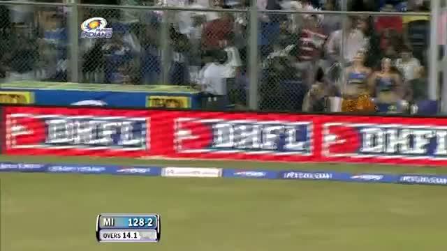 Fours - MI vs DD - PEPSI IPL 2013 - Match 10