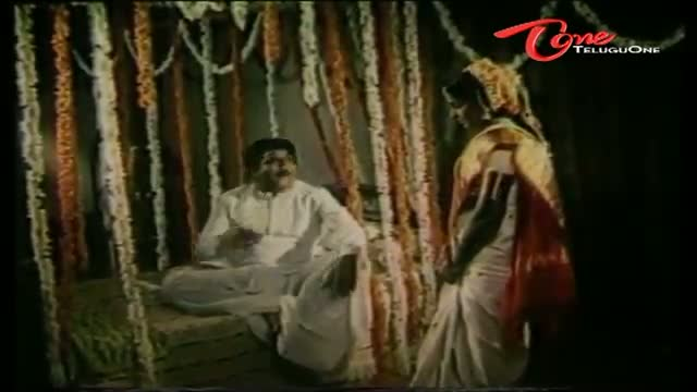 Telugu Comedy Scene From Bharya Bharthala Bhagotham Movie - Rallapalli's Wife Funny Twist In First Night - Telugu Cinema Movies