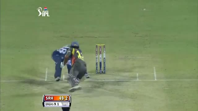 2nd Inning Outstanding Bowling by Shahbaz Nadeem - DD vs SH - PEPSI IPL 2013 - Match 14