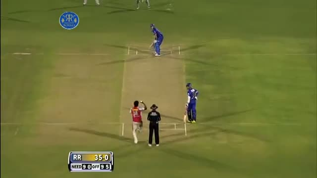 Shane Watson Outstanding Batting in 2nd Inning - RR vs KXIP - PEPSI IPL 2013 - Match 18