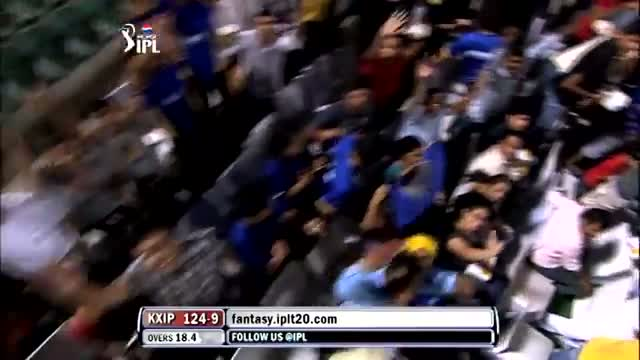 Man of the Match James Faulkner - RR vs KXIP - PEPSI IPL 2013 - Match 18