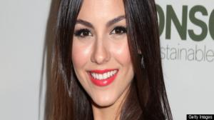 Victoria Justice Photos Leak After Nickelodeon Star's Phone Is Hacked