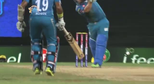 Amazing Batting display by Aaron Finch - CSK vs PW - PEPSI IPL 2013 - Match 19