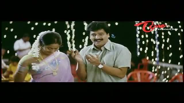 Telugu Comedy Scene From Kartavyam Movie - Hilarious Scene Between Vivek & His Wife - Telugu Cinema Movies