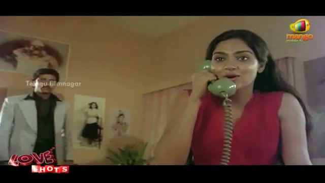 Love Shots - Part 77 - A Collection of Heart Warming Love Scenes from Telugu Movies - Telugu Cinema Movies