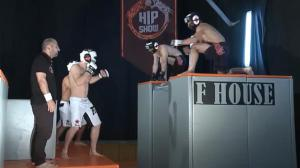 Awesome Russian 2 on 2 MMA TV Show