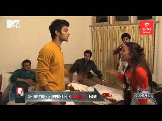 Roadies X - Webisode #93 - Why Palak voted out Suchit?