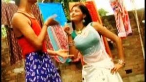 "Maar Liha Lahanga Mein Taala (Latest Bhojpuri Video Song) - From Movie ""Chuataa Paani Thope Thop Re"" - Sakal Balmuwa"