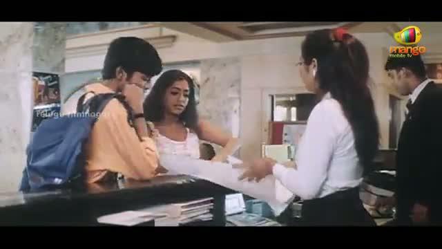 Sowrya Movie Scenes - Dhanush & Aparna planning to leave the country - Mariyaan hero Dhanush, Aparna - Telugu Cinema Movies
