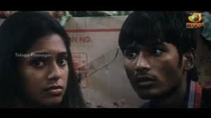 Sowrya Movie Scenes - Aparna & Dhanush trying to escape - Mariyaan hero Dhanush, Aparna - Telugu Cinema Movies