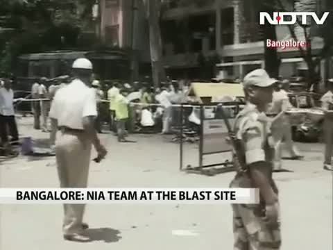 Blast near BJP office in Bangalore, 16 people injured