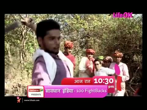 Savdhaan India- 100 Days, 100 fightbacks - Brave Woman Promo