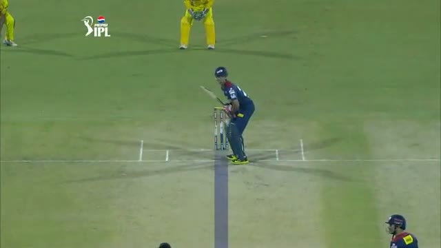 2nd Inning Outstanding Bowling by Mohit Sharma - DD vs CSK - PEPSI IPL 6 - Match 24