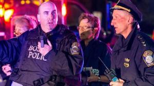 Massive Police Operation In Watertown Massachusetts