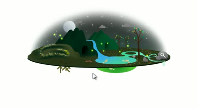 Google celebrates Earth Day 2013 with an Animated Doodle