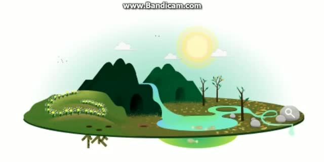 Google Doodle - Earth Day 2013-04-22
