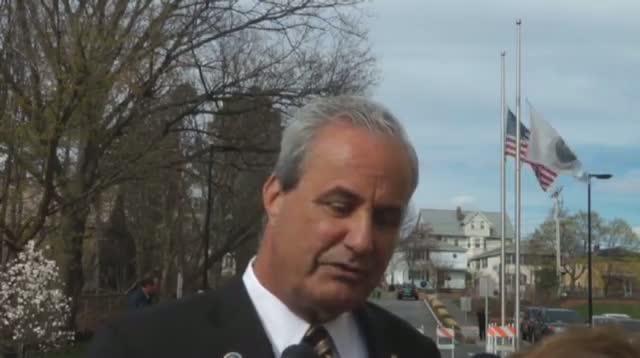 Watertown Chief Describes Suspects Gun Battle