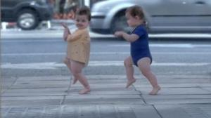 Baby & Me - The New Evian Film (Official)