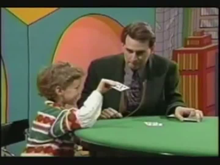 Magician Owned By Little Boy