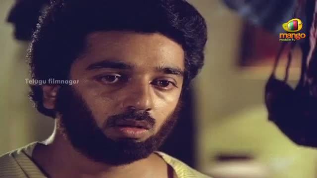 Dance Master Movie Scenes - Kamal Haasan meeting his father - ft. Kamal Haasan - Telugu Cinema Movies