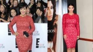 Kris Jenner vs. Kim Kardashian