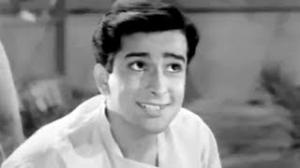 Shashi Kapoor In Classic Romantic Scene With Nanda - Shashi Kapoor, Nanda - Mehndi Lagi Mere Haath