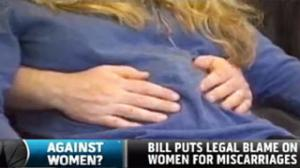 Miscarriage Death Penalty