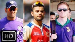 Most Entertaining Cricketers on the Field in IPL 2013