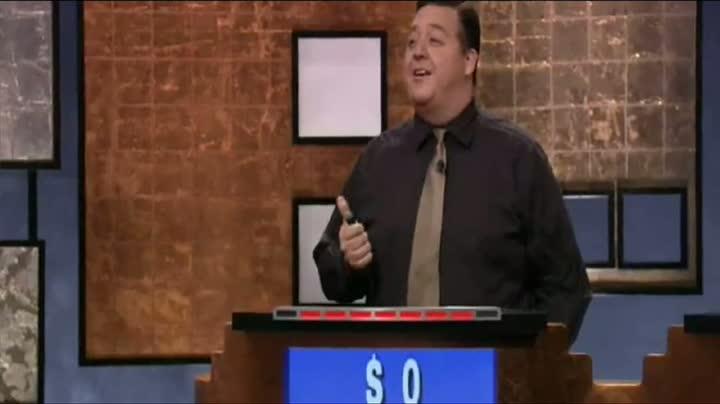 Max Fails Horribly During Jeopardy
