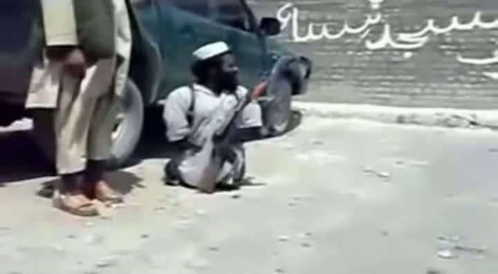 Itsy Bitsy Taliban Fighter