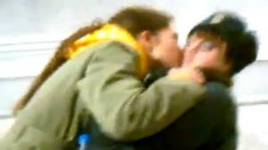 Pranksters Attack Police Women with Kisses