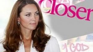 Kate Middleton Topless photographer and Closer editor charged over topless photos of the Duchess of Cambridge