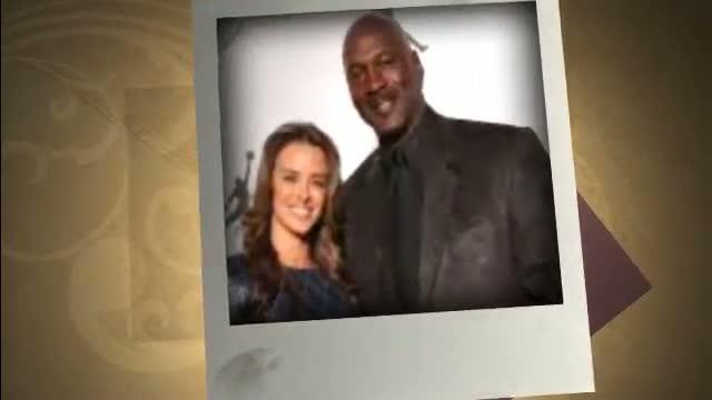 Michael Jordan Got Married