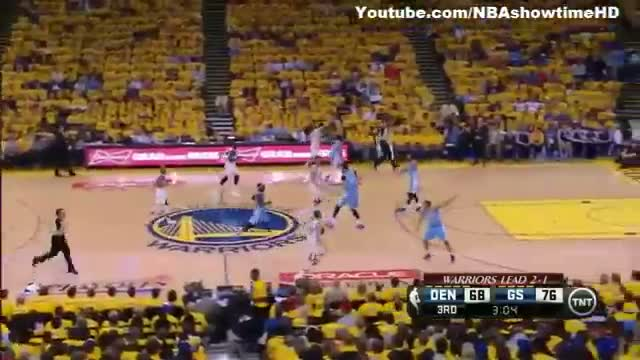 Stephen Curry's Top Plays of the Night vs Nuggets - Game 4 - NBA Playoffs 2013 (April 28, 2013)