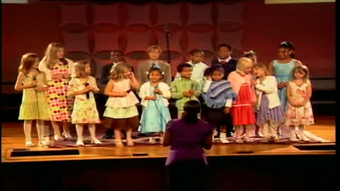 Childrens Choir Mothers Day Song - Happy Mothers Day 2013