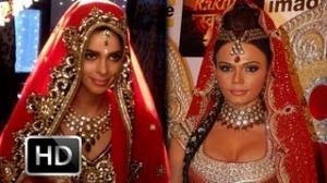 First Look: Hot Mallika Sherawat Turns Bride!
