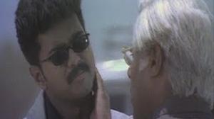 Bhagavathi Movie Scenes - Vijay inviting Ashish Vidyarthi to a ceremony - Reema Sen & Vijay - Telugu Cinema Movies