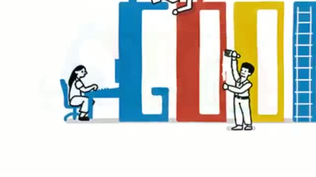 Google celebrates Labour Day with Google doodle