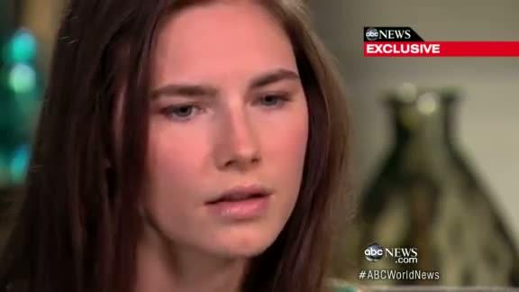 Amanda Knox: I Want To Visit Meredith's Grave