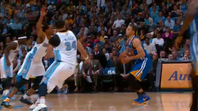 NBA: International Play of the Day: Festus Finishes Strong
