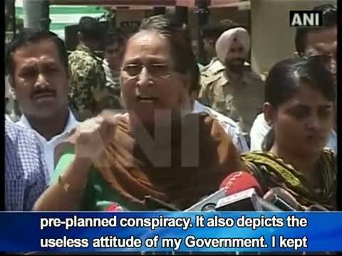 'Disappointed' Sarabjit's sister wants PM to Resign