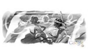 Google doodle celebrates Satyajit Ray's 92nd Birthday