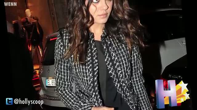 Mila Kunis Named '$exiest Woman In The World' By FHM